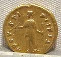 Antonino pio, aureo per faustina minore, 147-161 ca., 03.JPG