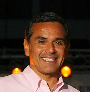 English: Los Angeles mayor Antonio Villaraigosa
