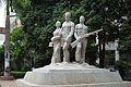Aparajeyo Bangla - 1979 CE - Sculpture by Syed Abdullah Khalid - University of Dhaka Campus - Dhaka 2015-05-31 2367.JPG