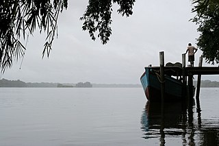 Apoera Place in Sipaliwini District, Suriname