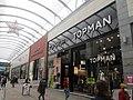 Arcadia Group shops, Trinity Walk, Wakefield, West Yorkshire (8th December 2020).jpg