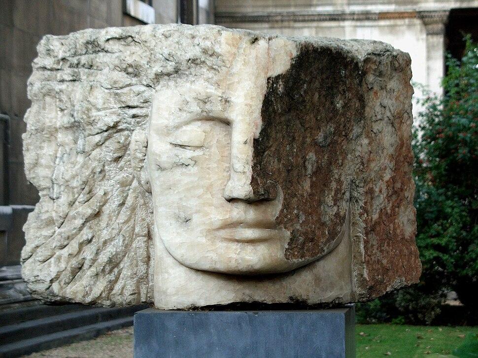 Archangel Michael, St Pancras New Church, London