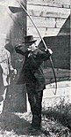 Archery competitor at the 1900 Olympic Games in Paris.jpg