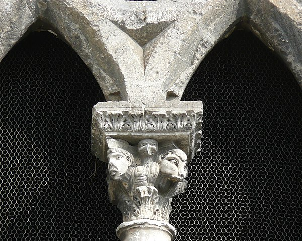 Комплекс аббатства святого Кесария в Арле (Abbaye Saint-Césaire)
