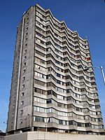 Arlington Flats Brutalist high rise Margate Kent England.jpg