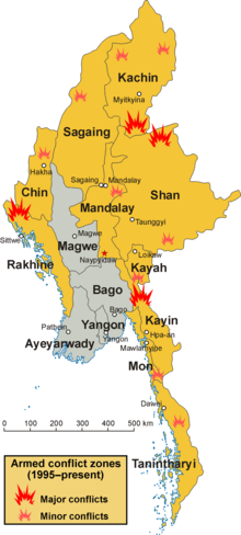 Armed conflict zones in Myanmar.png