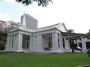 Armenian Church, Singapore - Image: Armenian Church Singapore exterior