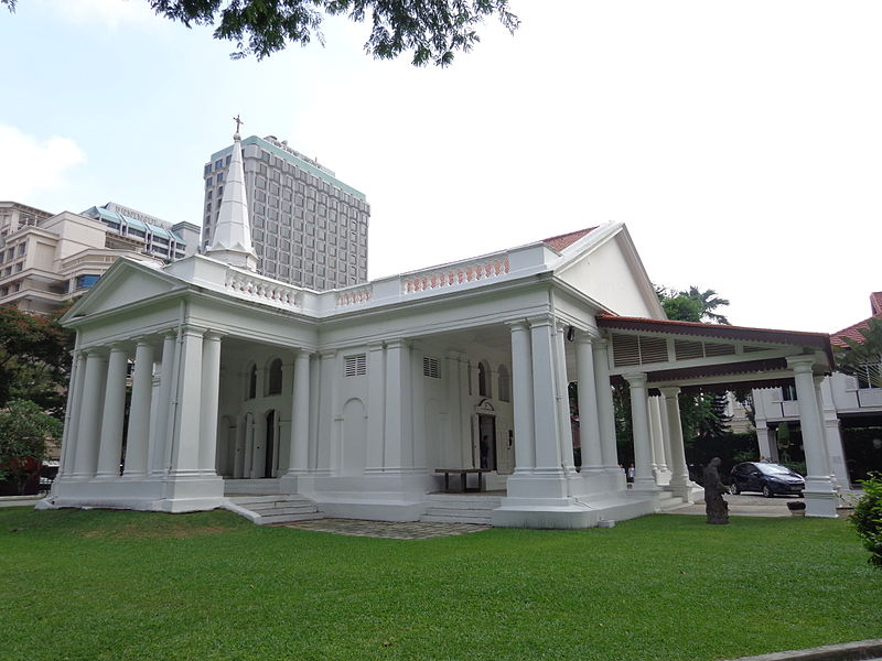 Armenian Church Singapore exterior.JPG