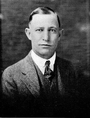Arnold L. Kirkpatrick - Kirkpatrick pictured in The Lasso 1922, Howard Payne yearbook