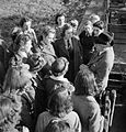 Arrest That Rat- the work of the Women's Land Army Rat Catchers, Sussex, 1942 D11237.jpg