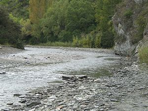 Arrow River (New Zealand) - Arrow River