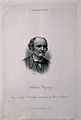 Arthur Cayley. Stipple engraving by G. J. Stodart, 1883, aft Wellcome V0001040.jpg