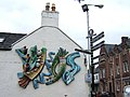 Artwork on Cromwell Street - geograph.org.uk - 1359566.jpg