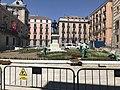 Así luce el nuevo jardín floral de la plaza de la Villa 03.jpg