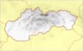 Asendi kaart Slovakkia.png