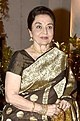 Asha Parekh at Saudamini Mattu's wedding reception (cropped).jpg