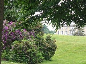 Ashtead Park - Ashtead Park showing a view of the school