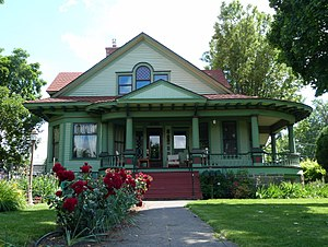 National Register of Historic Places listings in Nez Perce County, Idaho