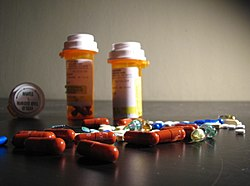 Assorted pharmaceuticals by LadyofProcrastination