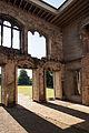 Astley Castle Veiled Facade.JPG