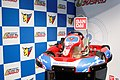 Asuka Sugo kart of Future GPX Cyber Formula, MegaHouse Festival Summer 20140830a.jpg