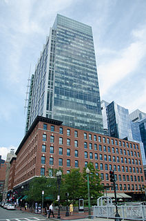 building in Massachusetts, United States