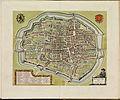 Atlas de Wit 1698-pl099-Douai-KB PPN 145205088.jpg