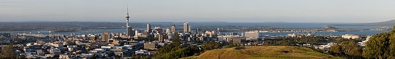 Auckland Panorama - Preview