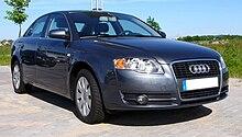 Audi A4 berlina del 2005