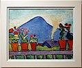 August macke, gerani davanti a montagne blu, 1911.jpg