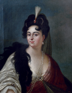 Maria Aurora von Königsmarck Swedish noblewoman of Brandenburg extraction