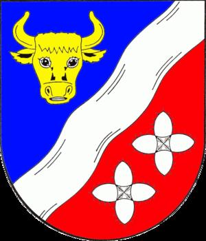 Ausacker - Image: Ausacker Wappen