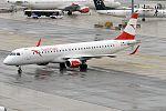 Austrian Airlines, OE-LWM, Embraer ERJ-195LR (30619415654).jpg