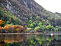 Autumn colour on the shore of Loch Lubnaig - geograph.org.uk - 1540434.jpg