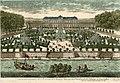 Aveline Pierre-Vue et perspective du château de Clagny du côté du jardin et de l'étang à Versailles.jpg