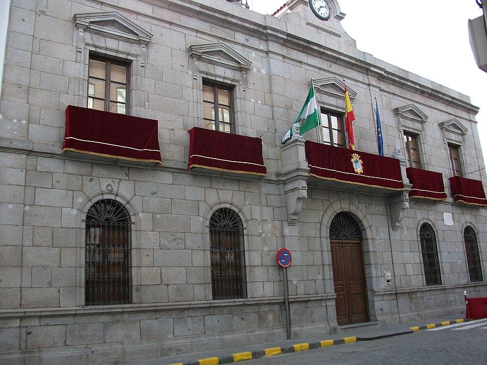 Ayuntamiento de Pozoblanco.