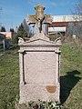 Böle Mihály esperes-plébános †1854, 2019 Kisbér.jpg