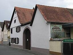 Büschelstraße in Darmstadt