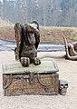 Bělohrad Pardoubek socha 2014 4.jpg