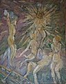 B.7 Kreuzigung (Figuren vor der Sonne) Crucifiction (People Facing the Sun). 1917.jpg