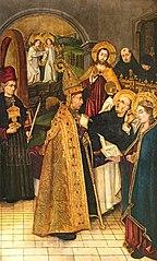 Death of Santo Domingo de Silos
