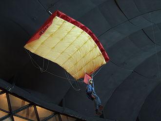 Aircraft industry of Serbia - Parachute Kluz PS-11
