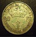 BELGIUM, LEOPOLD III 1934 ---20 FRANCS a.jpg
