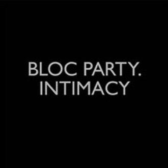 Intimacy (Bloc Party album) - Image: B Pintimacy DD