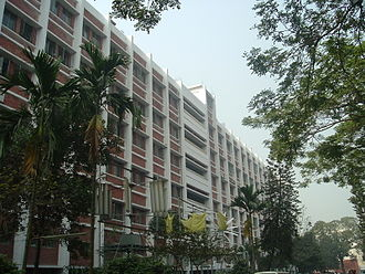 Bangladesh University of Engineering and Technology - Electrical and Mechanical Engineering Building