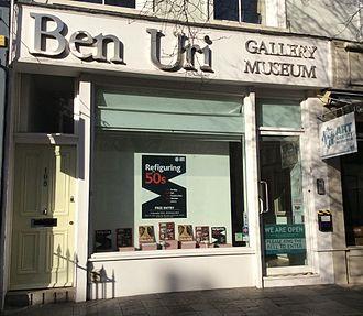 Ben Uri Gallery - Image: BU Gallery Exterior 2015 (1)