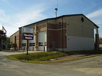 Bacliff, Texas - Bacliff Volunteer Fire Department