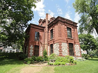 John Eliot Historic District United States historic place