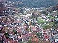 Bad Liebenzell mit Lieberzeller Mission auf der rechten Seite im Bild - panoramio.jpg