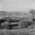 Bad Mergentheim gezien vanuit Boxberg, Bestanddeelnr 254-4536.jpg